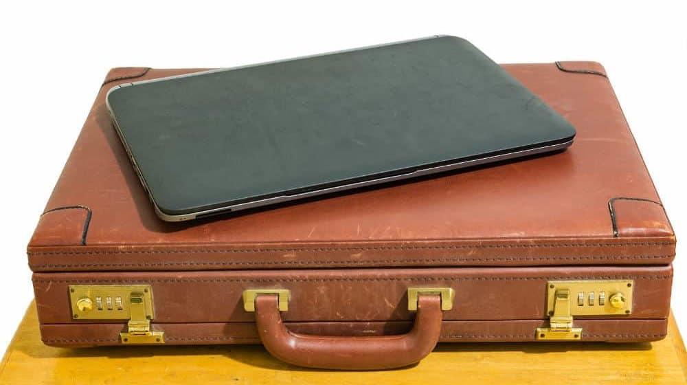 Best Laptop Briefcase For Men