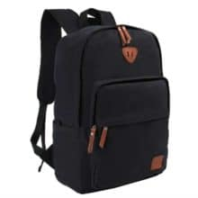 Ibagbar Vintage Canvas Backpack Rucksack Laptop Bag Computer Bag Review