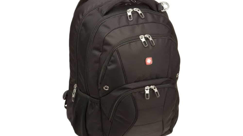 SwissGear SA1908 Black TSA Friendly ScanSmart Laptop Computer Backpack - Fits Most 17 Inch Laptops and Tablets (1908215) Review